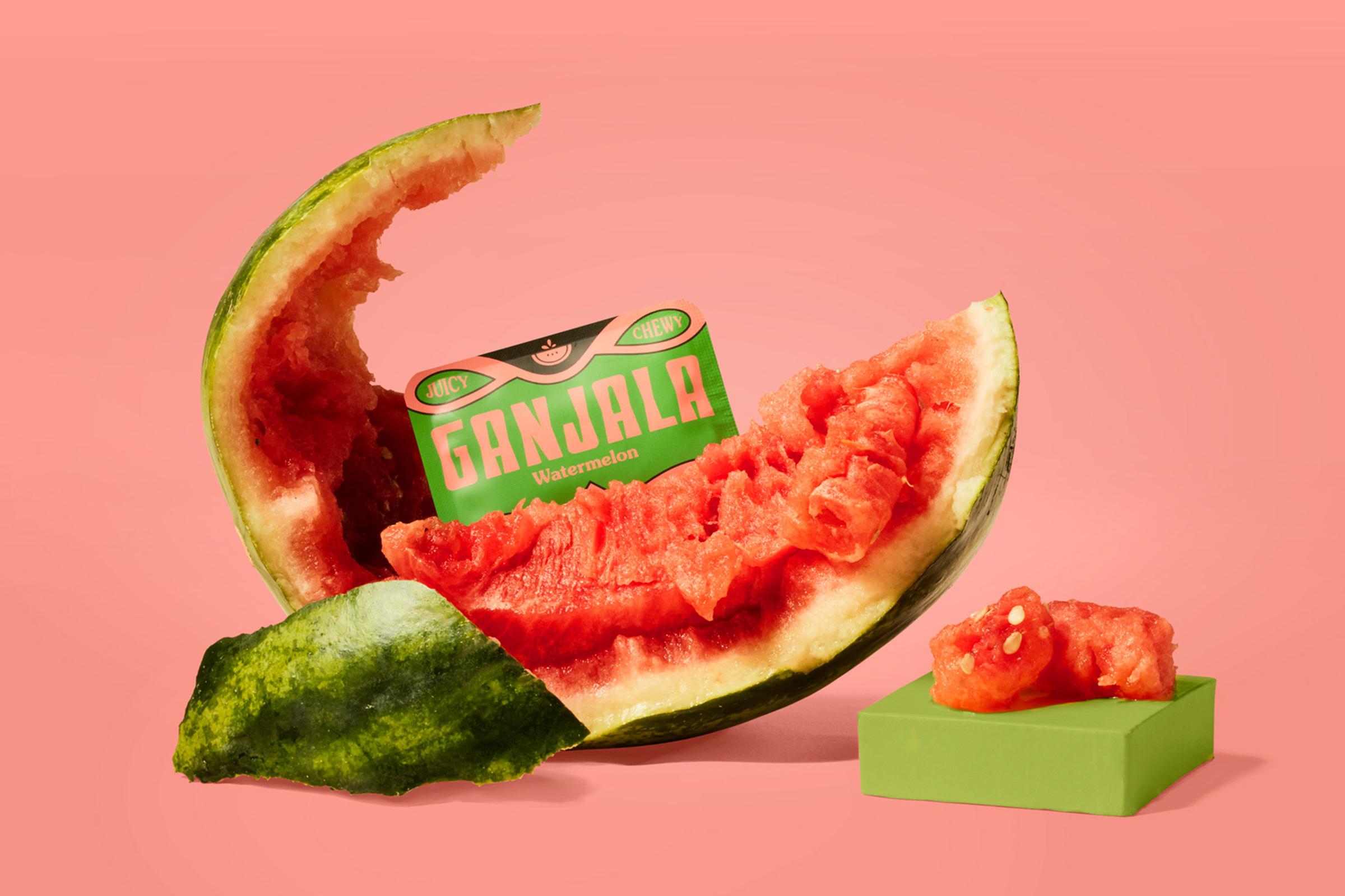 Ganjala_StillLife_Watermelon_Color
