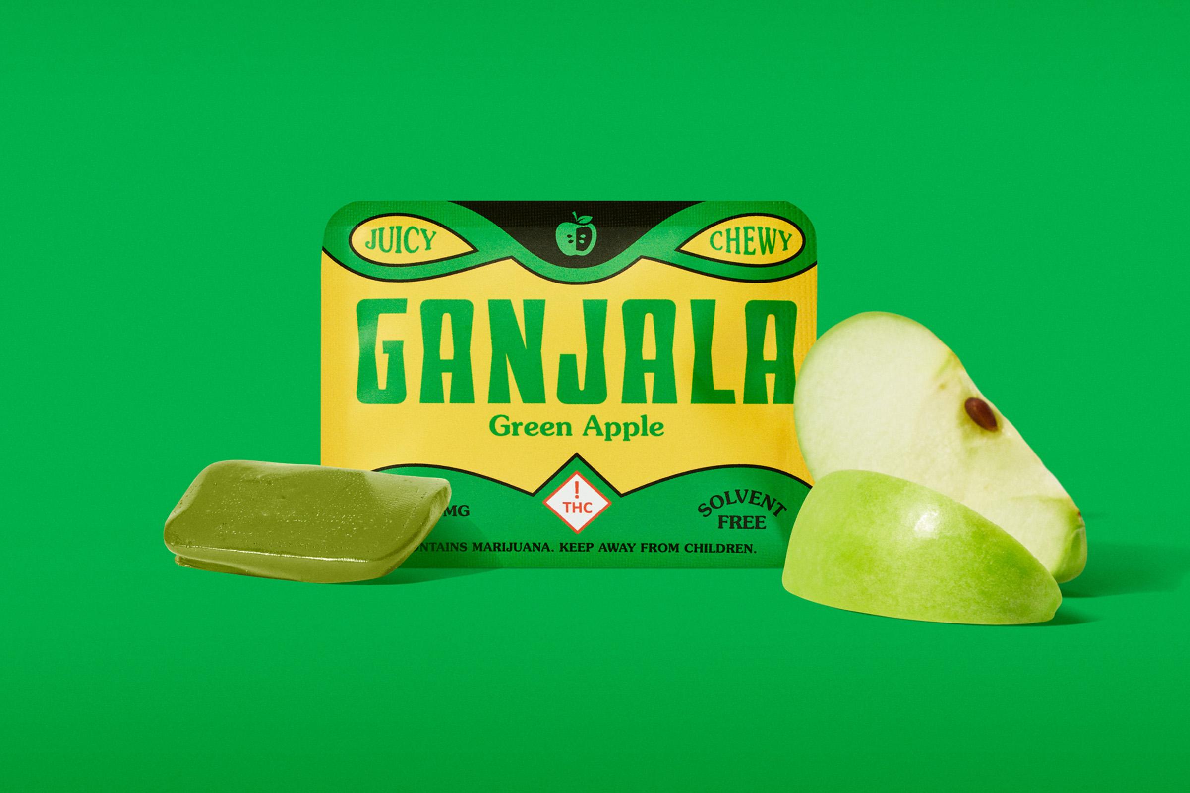 ganjala_greenapple